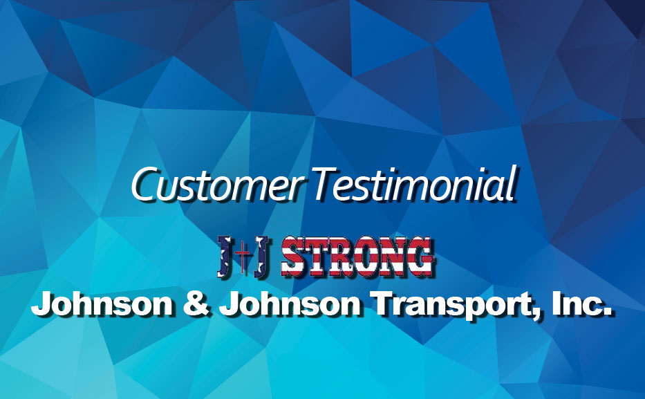 ADD Systems Welcomes Johnson & Johnson Transport, Inc.