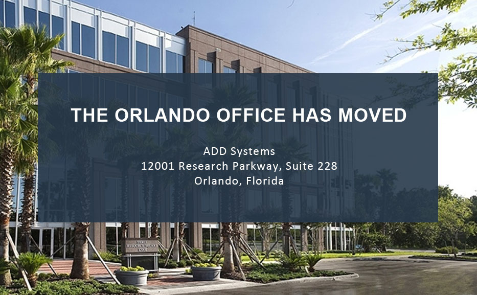 Blog: New Location for the Orlando Office