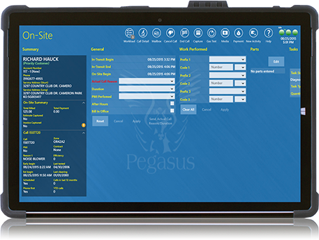 Pegasus-Software-on-Surface-Tablet