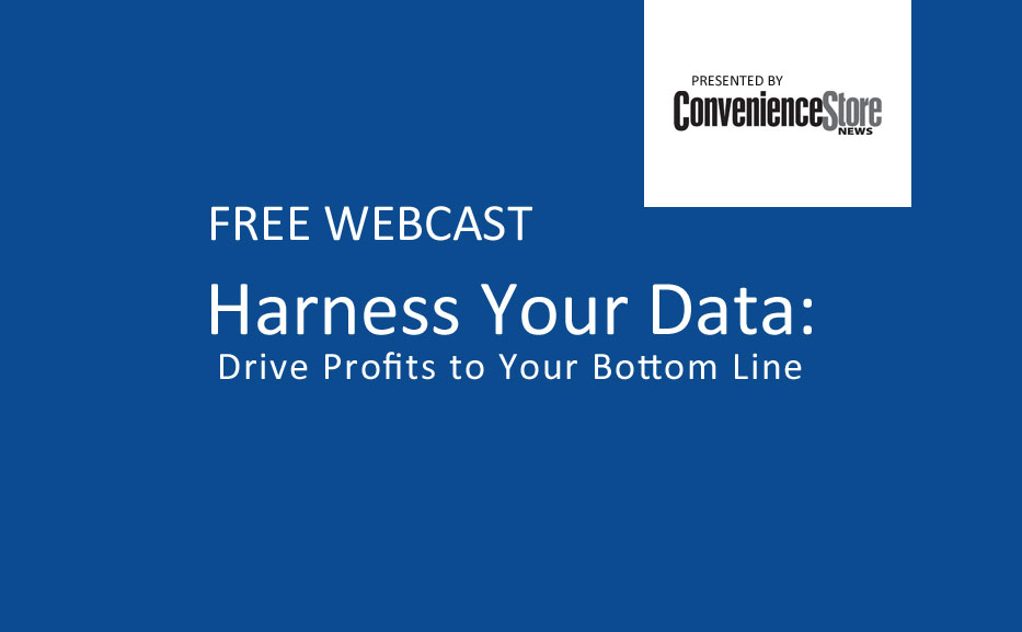 WEBINAR: Harness Your Data: Drive Profits to Your Bottom Line